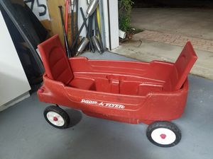 Radio Flyer Red Wagon. Will Sell Fast! for Sale in Fort Lauderdale, FL