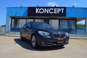 2012 BMW 5 Series Gran Turismo for Sale in Houston, TX