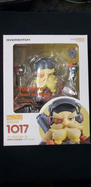 Good Smile Overwatch Nenoroid Torbjorn for Sale in Milpitas, CA