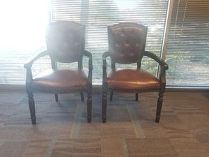 Twin Brown Chairs for Sale in Kennesaw, GA