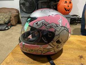 Women's Size Small Motorcycle Helmet for Sale in Hillsboro, OR