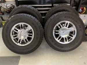 Hummer H3 Wheels/Tires for Sale in Charles City, VA