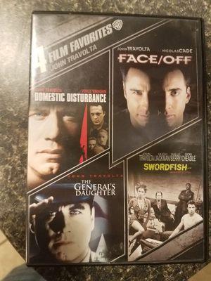 John Travolta movie collection for Sale in Providence, RI