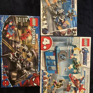 Lego® Marvel Avengers for Sale in Miami, FL