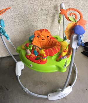 Fisher price jumperoo for Sale in Goodyear, AZ