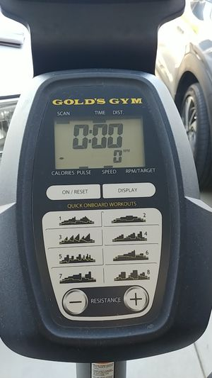 Gold's Gym Elliptical ...only $100 for Sale in Diamond Bar, CA