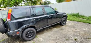 2001 Honda crv 4doors power windows, cold ac,run great like new,just put a 50thousand miles transmission for Sale in North Miami, FL
