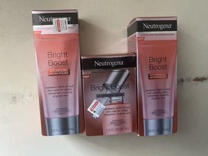 Neutrogena bundle $25 for all 3 items for Sale in Westminster, CA