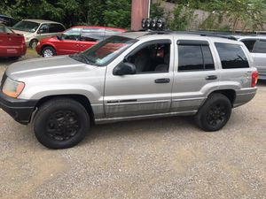 Nice 01 Jeep Grand Cherokee 4wd for Sale in Pittsburgh, PA