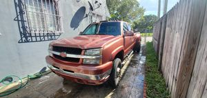 2003 Chevy Silverado 6.6 duramax Sale or Trade for Sale in Miami, FL