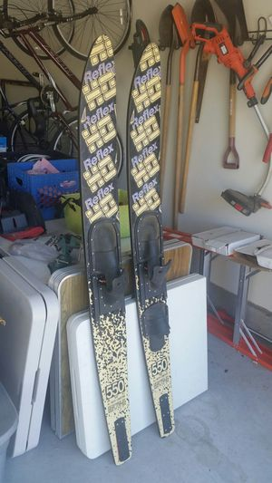 Herb O Brian 550 AWC (All Weather Condition) Reflex Water Skis for Sale 5583c8237