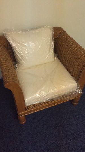 Wicker chair for Sale in Philadelphia, PA