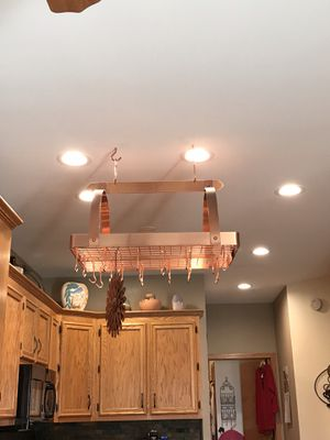 Copper Pot Hanger for Sale in Orland Park, IL