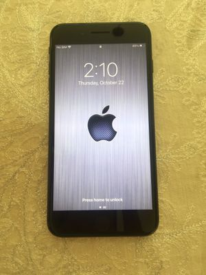 Mint condition iPhone 8 Plus 64GB unlocked to all wireless companies for Sale in Las Vegas, NV