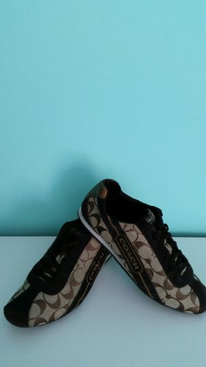 Womans Coach sneakers for Sale in Ashburn, VA