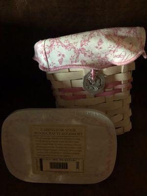 Longaberger Hope basket for Sale in Georgetown, TX