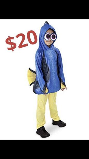 Dory Halloween Costume for Sale in Bell Gardens, CA