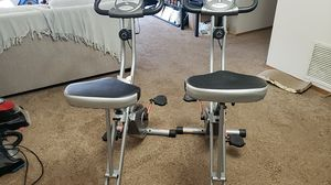 Exerputic exercise bike, everything works for Sale in Sioux Falls, SD
