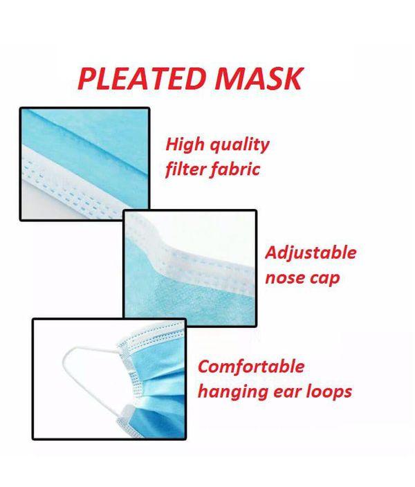 Face masks 50 piece in box