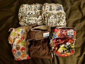 Cloth Diapers for Sale in Mesa, AZ