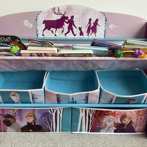 Frozen Bookshelf & Toy Storage for Sale in Hopkinton, MA