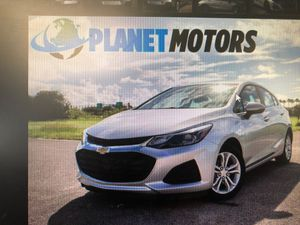 2019 CHEVY CRUZE LT NEW BODY STYLE SUPER LOW MILES UNDER FACTORY WARRANTY. NO CREDI BAD CREDIT YOUR JOB IS YOUR CREDIT. for Sale in West Palm Beach, FL