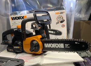 "Work 10"" Chainsaw semi new. for Sale in E RNCHO DMNGZ, CA"
