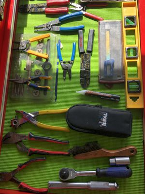 TOOLS FOR SALE MAKE OFFER ON ALL OR JUST WHAT YOU WANT BOX FOR SALE ALSO MUST GO ASAP for Sale in St. Petersburg, FL