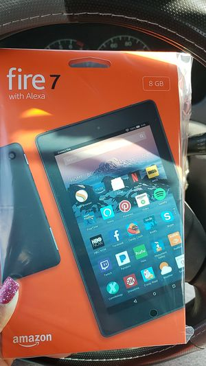 Kindle fire BRAND NEW NEVER OPENED 85.00 for Sale in Clairton, PA