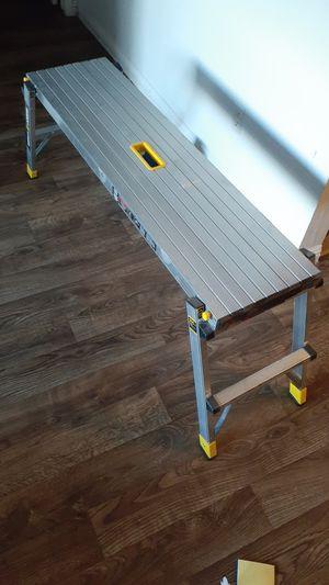 Gorilla ladder step stool. for Sale in Phoenix, AZ