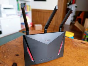 ASUS High Performance Gaming Router for Sale in Tamarac, FL