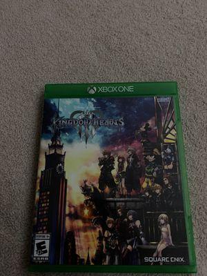 Kingdom Hearts 3 for Sale in Boulder, CO