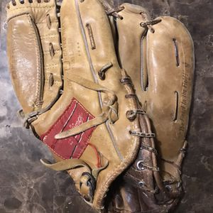 """Greg Nettles Rawlings 14"""" Vintage Baseball Glove/Mitt Right Hand Thrower RHT for Sale in West Dundee, IL"""