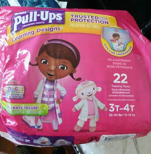 Huggies Pull ups for Sale in Fort Worth, TX