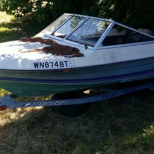 Bayliner Boat With Trailer for Sale in Tacoma, WA