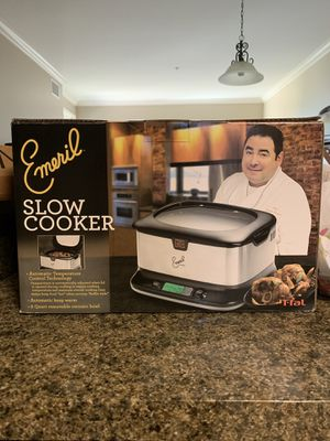 Emeril Slow Cooker for Sale in Fullerton, CA