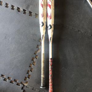 "DEMARINI CF3 (-3)34"" &32"" BASEBALL BAT for Sale in Lynwood, CA"