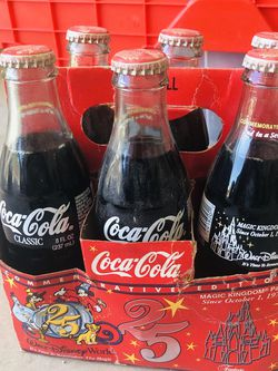 Disney Coke Collectibles for Sale in Port Charlotte,  FL
