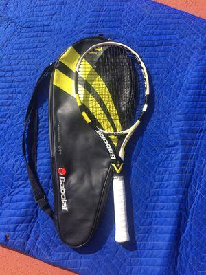 "Used, Babolat Aero Storm 4-1/2"" Grip tennis racquet w/ bag for Sale for sale  Merritt Island, FL"