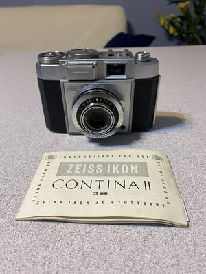 Zeiss Ikon Contina 11 Camera for Sale in Palm Harbor, FL