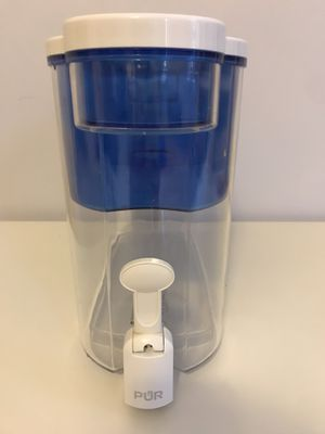 PUR water filter dispenser for Sale in Gaithersburg, MD