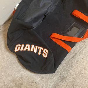 Giants Duffle Bag (zipper broken) for Sale in Spring, TX