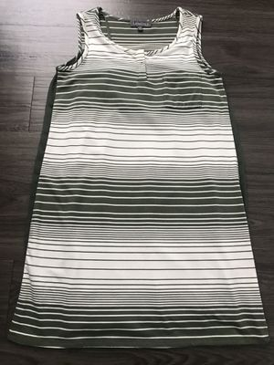 Beautiful Green and White Stripe Dress for Sale in Winter Haven, FL