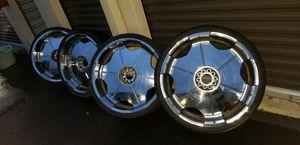 Platinum shield 215 rim 24in for Sale in Milton, FL