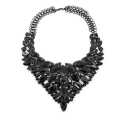 Fashion black colorful crystal necklace for Sale in Redwood City,  CA