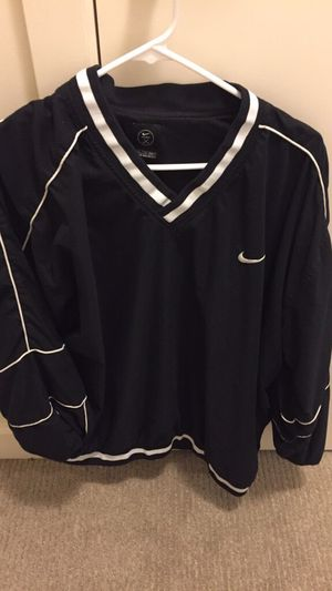 Nike gold wind breaker for Sale in Portland, OR
