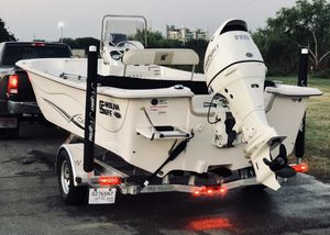 2018 Carolina Skiff DLV (115hp Suzuki) for Sale in San Antonio, TX