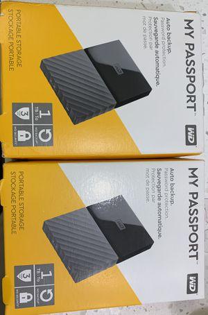External hard drive. Portable for Sale in Boynton Beach, FL