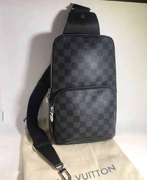 "Louis Vuitton Avenue Sling Bag ""Damier Graphite"" for Sale in Henderson, NV"