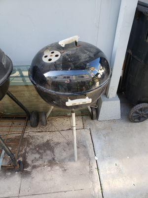 BBQ Grill Weber for Sale in San Diego, CA